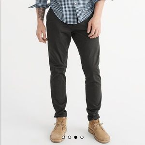 Men's Abercrombie and Fitch Langdon Slim Chino